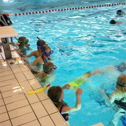 Sporthopper Zwemmen Snorkelen